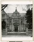 Passavant Hall, Northwestern Lutheran Theological Seminary, 1950, formerly the Charles Pillsbury home, Minneapolis, Minnesota