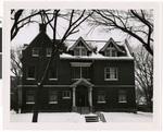 Residence Hall, Northwestern Lutheran Theological Seminary, 1958, Minneapolis, Minnesota