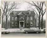 Gerberding Hall, Northwestern Lutheran Theological Seminary, 1958, Minneapolis, Minnesota