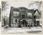 Reed Hall, Northwestern Lutheran Theological Seminary, 1958, Minneapolis, Minnesota