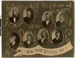 Red Wing Seminary class of 1898, Red Wing, Minnesota
