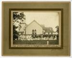 Pontoppidan Lutheran Church, Ellendale, Minnesota